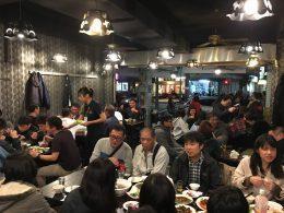 Taipei School Dinner