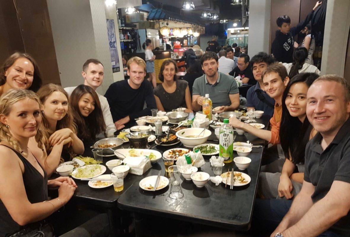 Team Goals in Taipei