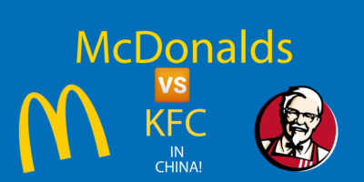 Chinese McDonalds 🍟 vs Chinese KFC 🍗 Who is REALLY best?