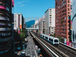 Taipei sky metro