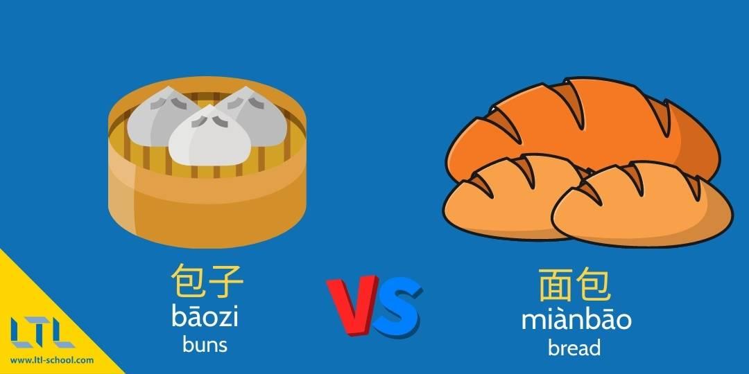 bao vs bread east meets west