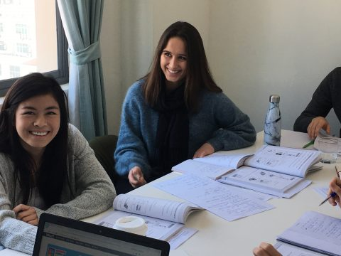 Mandarin Language Classes in Taiwan