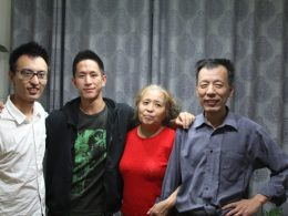 Live with a Chinese Homestay in Taipei