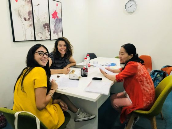 Chinese language group