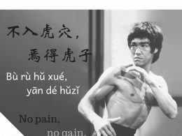 Learn Mandarin via Quotes