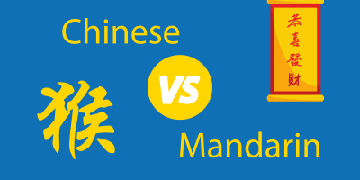 Chinese vs Mandarin 🤔 What's the Truth?
