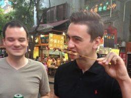 Exploring the street markets of Beijing