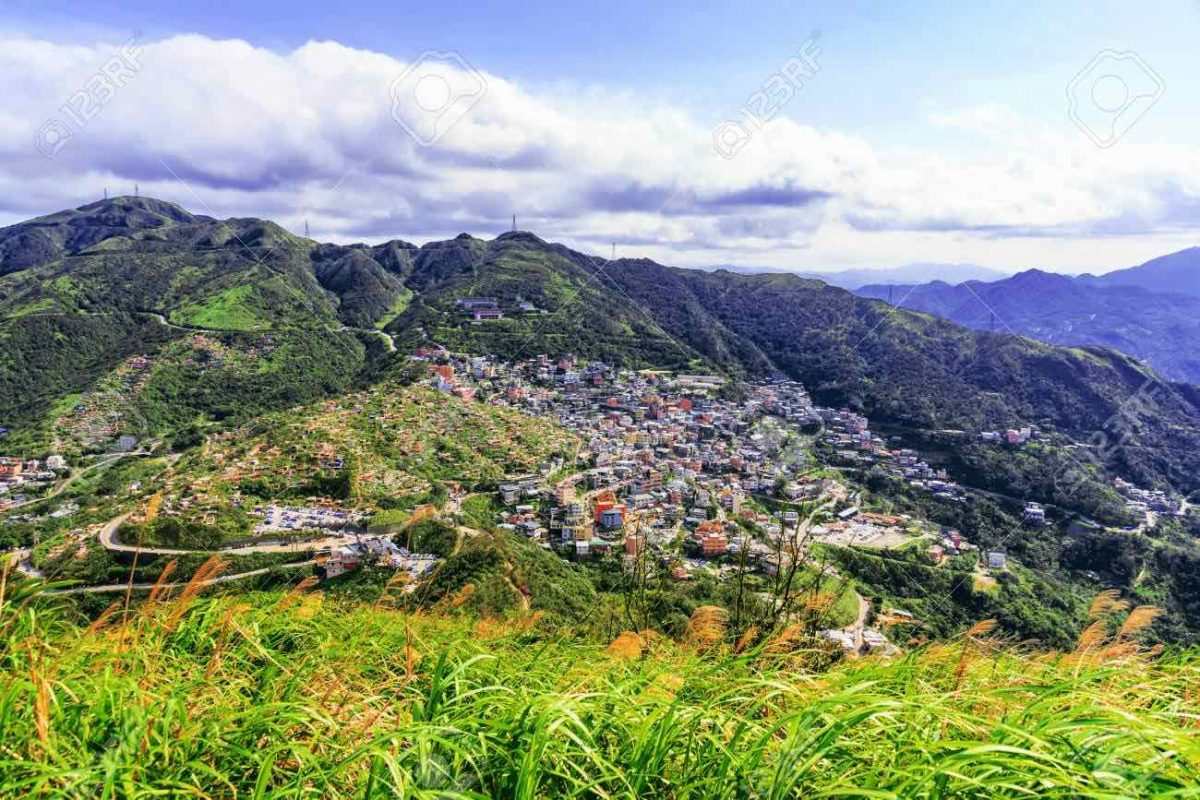 Weekend Trips from Taipei - Jiǔfēn 九份