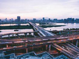 Taipei river
