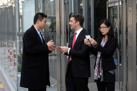 Business Mandarin Taiwan - Learn Chinese