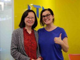 Learn Chinese in Taiwan