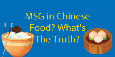 MSG in Chinese Food 🥡 Our Friend or Unhealthy Foe?