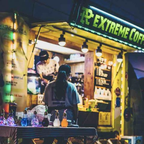 Night Market in Taipei