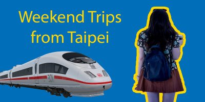 Taiwan Weekend Getaways // The Top 5 Weekend Trips from Taipei