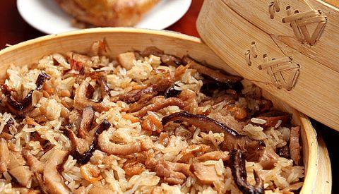 油飯 Yóufàn - Qixi Festival