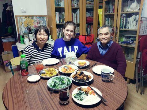 Homestay in Taiwan Program