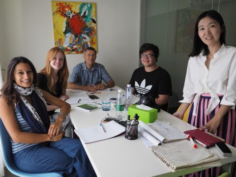 Small Chinese Group Classes in Taiwan