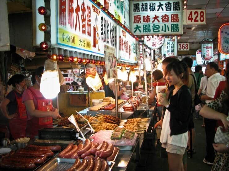 Taiwanese Street Food - World Famous